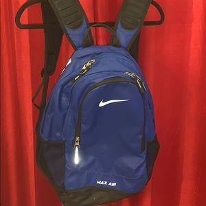 Blue Nike Vapor Elite Backpack